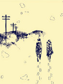 雪之日漫画