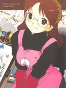 素子老师的恋人漫画