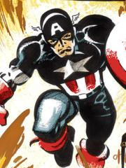 美国队长:白色