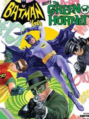 66蝙蝠侠与青蜂侠